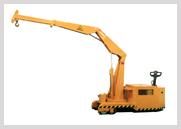 Econ-O-Master Mobile Hydraulic Floor Crane