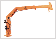 Super-Master Mobile Hydraulic Floor Crane