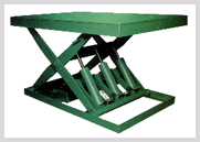 Super-Master Mobile Hydraulic Floor Crane