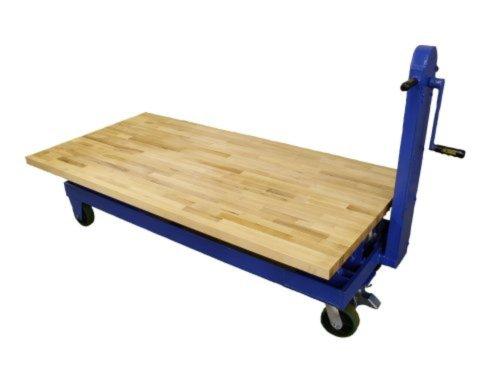 Mechanical Lift Table Down