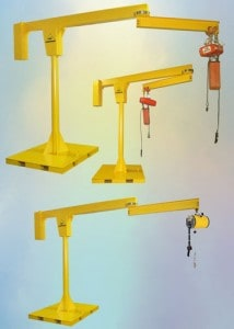 Portable Jib Crane Articularm