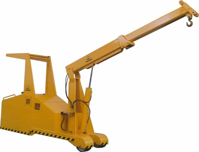 Reversible Boom Crane Counterbalance Crane Air