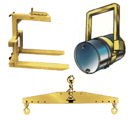 Below the Hook lifting devices