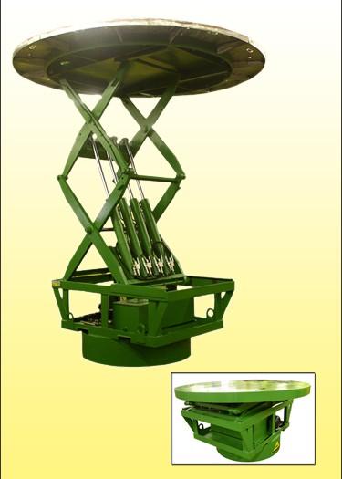 Refractory Vessel Lift