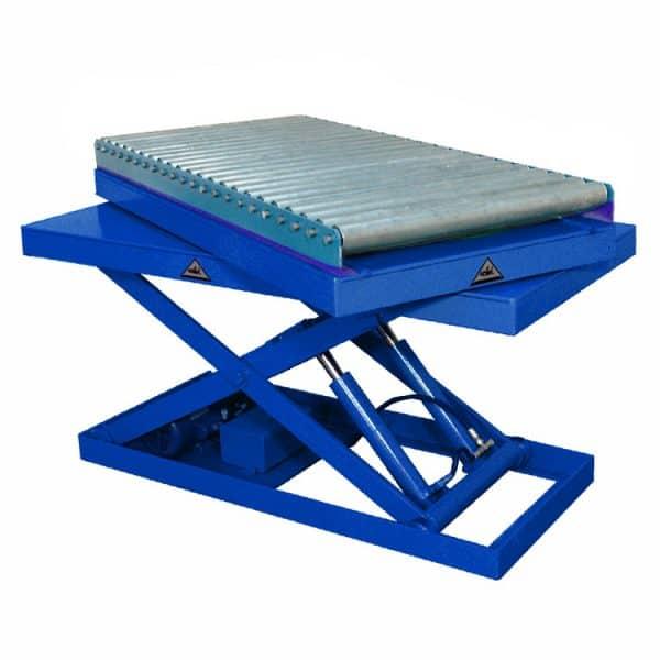 Conveyor top platform