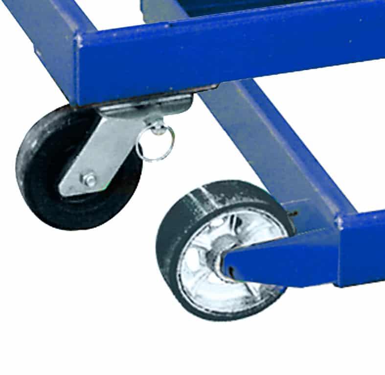 Lift Table Wheel Options