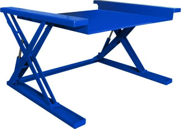 Low-Profile Zero-Low Lift Table